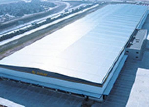 CUBIERTAS - Industrias Metálicas la Azucarera