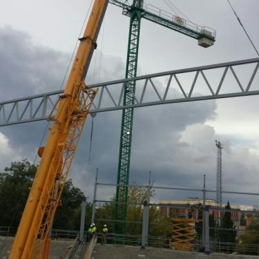PABELLÓN 5 - Industrias Metálicas la Azucarera