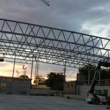 PABELLÓN 6 - Industrias Metálicas la Azucarera
