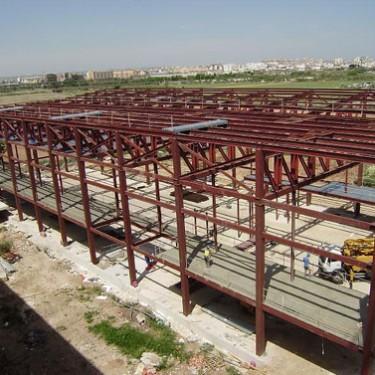 Instituto de la Grasa 4 - Industrias Metálicas la Azucarera