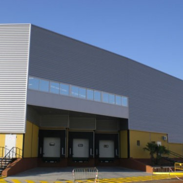 Nave 1 - Industrias Metálicas la Azucarera