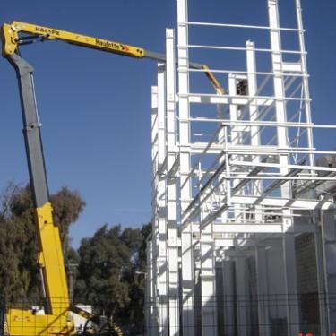 Nave 3 - Industrias Metálicas la Azucarera