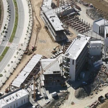 UTE VIAS GUAMAR 1 - Industrias Metálicas la Azucarera