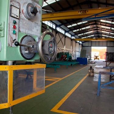 instalaciones03 - Industrias Metálicas la Azucarera - Industrias Metálicas la Azucarera