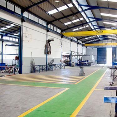 instalaciones07 - Industrias Metálicas la Azucarera - Industrias Metálicas la Azucarera