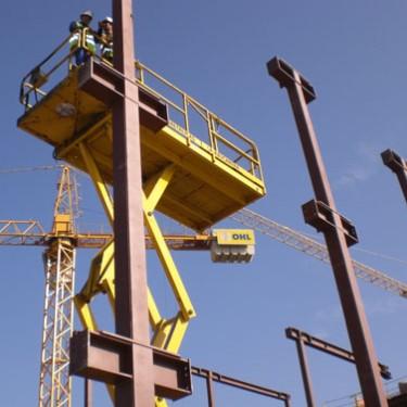 Plataforma Elevadora - Industrias Metálicas la Azucarera - Industrias Metálicas la Azucarera