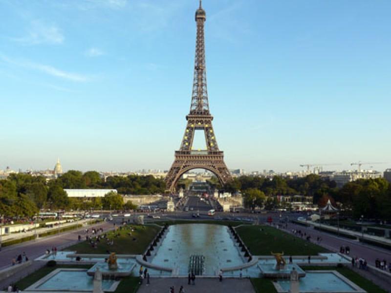 ¿Cómo se contruyo la Torre Eiffel?