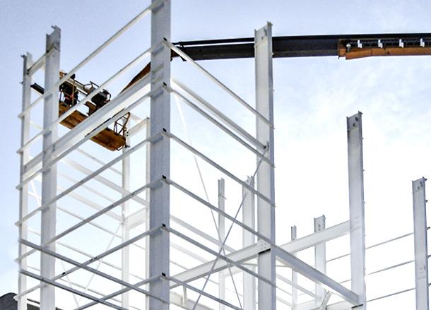 Estructuras Metálicas- Industrias Metálicas la Azucarera
