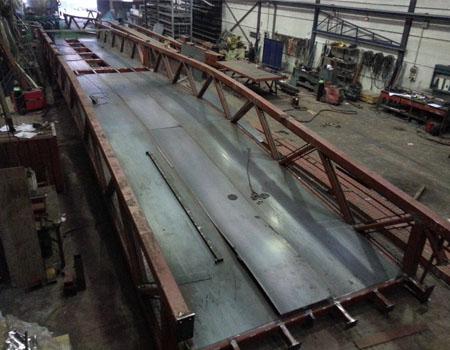 Carpintería metálica Andújar - Industrias Metálicas la Azucarera